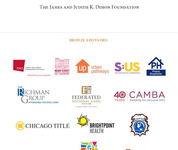 2017 Gala Sponsors